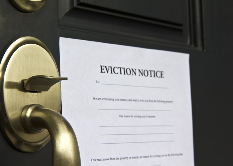 eviction noticce