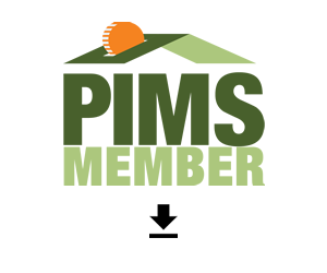 pims member badge colour