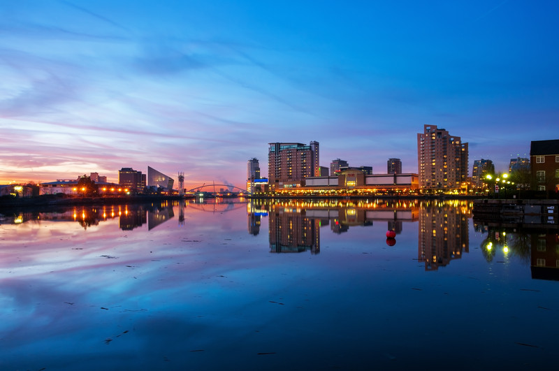 view of salford