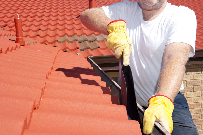 house maintenance roofer