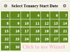 In 5 easy steps our Tenancy Agreement Generator will help you avoid the mistakes other Landlords make