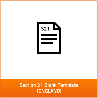 blank section 21